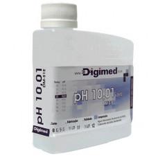 SOLUÇÃO TAMPÃO PH 10,01 MODELO DM-S1E DIGIMED (FRASCO 250ML)