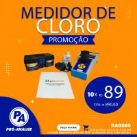 Promo Medidor de Cloro