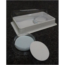 FILTRO MICROFIBRA VIDRO AP15 DIAM. 47 mm MILLIPORE - RETENÇÃO 0,2 - 0,6 um PRE-FILTRO (CX C/ 100 UND)
