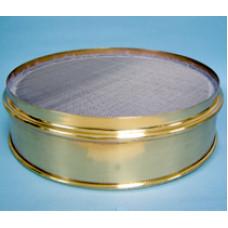 PENEIRA GRANUL.      1.3/4  ASTM MESH/TYLER 8x 2 AÇO INOX BERTEL
