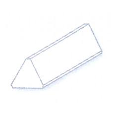 BASTÃO MAGNÉTICO   25x10x10mm TRIANGULAR FISATOM