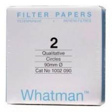 PAPEL FILTRO QUALITATIVO GR 2 185 mm WHATMAN™ (CYTIVA) - 100 UND