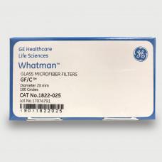 PAPEL FILTRO MICROFIBRA DE VIDRO GF/C 25 mm WHATMAN™ (CYTIVA) - 100 UND