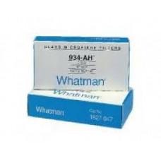 PAPEL FILTRO MICROFIBRA DE VIDRO 934-AH 125mm Whatman™ (Cytiva) - 100 UND