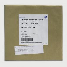 PAPEL P/ CROMATOGRAFIA 3MM CHR 200 X 200 mm WHATMAN™ (CYTIVA) - 100 UND