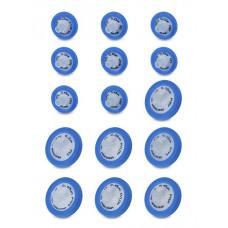 UNIDADE FILT. PTFE DIAM. 13 mm PORO 0,22 um Whatman™ (Cytiva), NÃO ESTERIL (100 UN/CX)