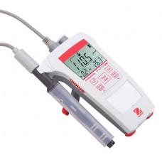 CONDUTIVIMETRO PORTATIL COND / TDS / TEMP MODELO ST300C OHAUS - FAIXA 0.0 uS/cm a 199.9 mS/cm PREC ± 0.5% RES. FAIXA AUTOMÁT.