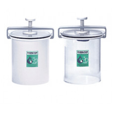 JARRA ANAEROBIOSE 2,5L EM PVC MOD. JA0400