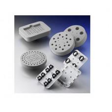 CABEÇOTE OPCIONAL P/ TUBOS 24X1.5/2.0mL, 24X0.5mL, 32X0.2mL (OU TIRAS DE 4 TUBOS) P/ AGITADOR VORTEX LSE (UND) CORNING