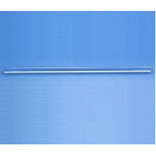 BASTÃO DE VIDRO   6X250mm AR-GLAS COM EXTREMOS POLIDOS (TUBO DE VIDRO, EXTREMOS QUEIMADOS E POLIDOS)(EMB C/ 50 UND) BRAND