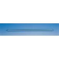 BASTAO DE VIDRO   8X300mm AR-GLAS COM EXTREMOS POLIDOS BRAND UND
