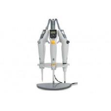 SUPORTE P/ MICROPIPETAS TRANSFERPETTES ELECTRONIC (STAND) 110V BRAND CAPACIDADE 3 MICROPIPETAS ATÉ 1000uL COM RECAR. BATERIA