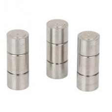 CARTUCHO PRE COLUNA ROC C18  4,6x12,5mm RESTEK (EMB C/ 3 UND)