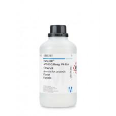 ETANOL ABSOLUTO  (ÁLCOOL ETILICO) >99 % PA  MERCK - 2,5L