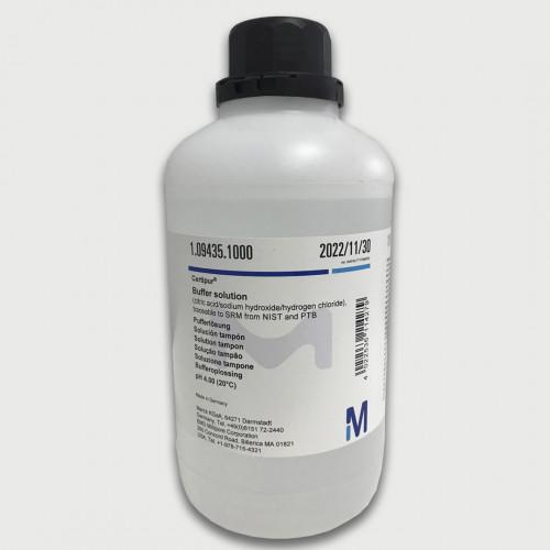 SOLUÇÃO TAMPÃO pH  4,0 CERTIPUR MERCK - EMB. 1 L
