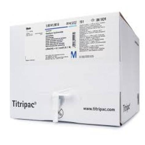 SOLUÇÃO TAMPÃO pH 7,0 TITRIPAC  MERCK - EMB 4 L