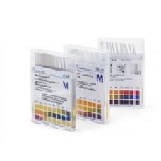 PAPEL IND. pH 7,5-14 MERCK - CX C/ 100 LÂMINAS