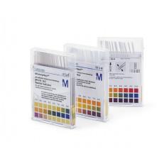 PAPEL IND. pH 5 - 10 MERCK - CX C/ 100 LÂMINAS