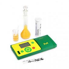 ÁCIDO PERACÉTICO (20-100mg/L) REFLECTOQUANT® MERCK - 50 TESTES