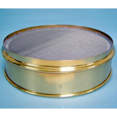 PENEIRA GRANUL.      3  ASTM, MESH/TYLER, 8 x 2  AÇO INOX BERTEL