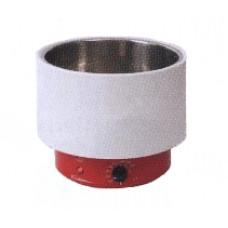 BANHO TERMOSTATIZADO REDONDO CAP. 4,5L MOD. 553-2 FISATOM - TEMP. 50 a 180ºC, POTÊN. 1200 W, 230 V, C/ISOLAMENTO TÉRMICO