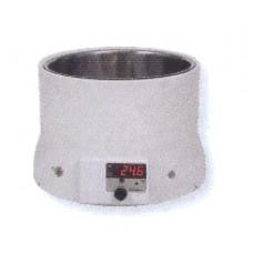 BANHO TERMOSTATIZADO REDONDO CAP. 4,5L MOD. 557-2 FISATOM - TEMP. 30 a 180ºC, POTÊN. 1200 W, 230 V, DIG. MICROPROCESSADO