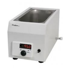BANHO TERMOSTATIZADO RETANGULAR CAP.  6L MOD. 562-2 FISATOM - TEMP. 30 a 120ºC, POTÊN. 850 W, 230 V, C/ISOLAMENTO TÉRMICO