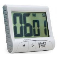 TIMER CRONÔMETRO DIGITAL PROGRAMÁVEL COM ALARME INCOTERM C/ IMÃ