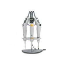 SUPORTE P/ MICROPIPETAS TRANSFERPETTES ELECTRONIC (STAND) 230V BRAND CAPACIDADE 3 MICROPIPETAS ATÉ 1000uL COM RECAR. BATERIA