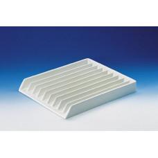 BANDEJA PARA PIPETAS EM PVC 355 x 300 x 45 mm BRAND - UND