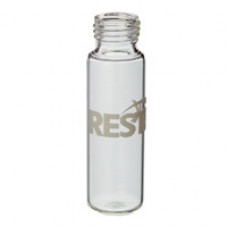 VIAL 20 ml HS TRANSP ROSQUEAVEL P/COMBI-PAL RESTEK (EMB. 1000 UND)