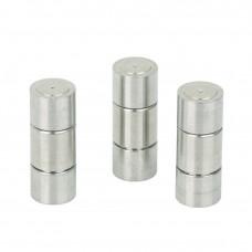 CARTUCHO PRE COLUNA ROC C18  4,6x10mm RESTEK (EMB C/ 3 UND)