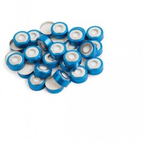 TAMPA P/ VIAL 20mm  MAGNETICA E SEPTO PTFE/SILICONE RESTEK - (EMB. 100 UNID)